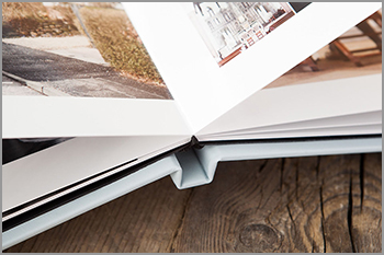 Wedding albums for your Lake District wedding photography package