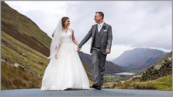 Elopement weddding photography in the lake district cumbria