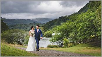 lake district elopement photography