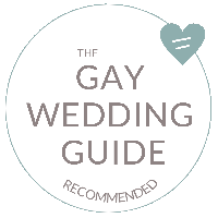 Gay wedding guide recommends Lake District wedding photographer, Chris Freer