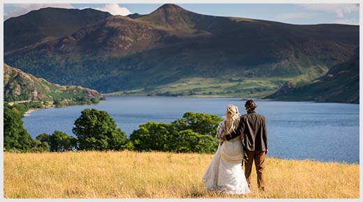 Request a free brochure from Lake District wedding photographer, Chris Freer
