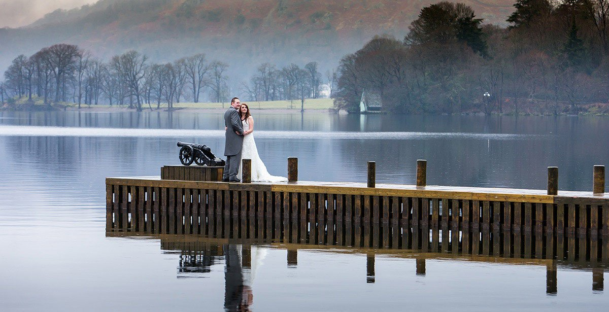 Lake District Cumbria Wedding Photography By Chris Freer